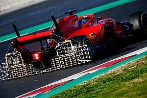 Fórmula 1 Análisis GALERÍA TÉCNICA: del martes de la segunda sesión de pruebas de F1