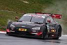 DTM Rast prova l'Audi modificata: