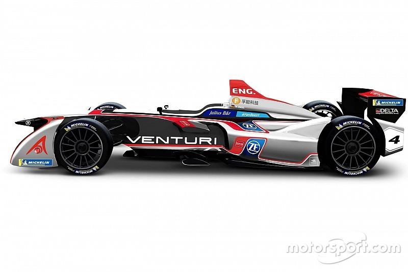 Venturi Partners With Hwa For New Formula E Season