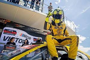 NASCAR Euro Breaking news Alon Day sweeps season-opening Euro Series weekend in Valencia