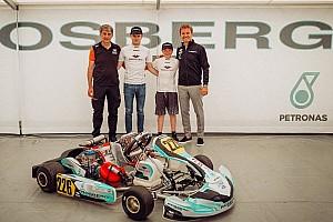 General Breaking news Rosberg launches new driver development scheme