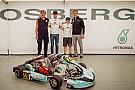 General Rosberg lanza su programa de desarrollo para pilotos