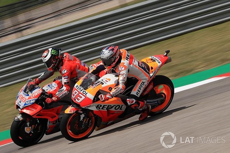 Honda oficializa Lorenzo como companheiro de Márquez