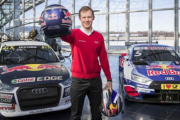 DTM News Für Ekströms Gaststart: DTM-Reglement 2018 wird geändert
