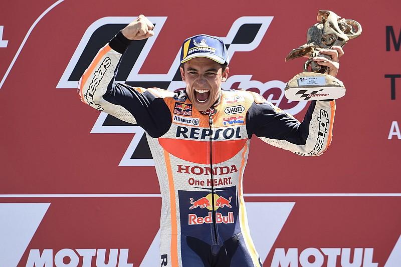 Marquez samakan MotoGP Assen seperti Moto3