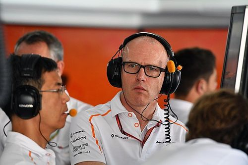 Williams appoints Roberts as F1 managing director