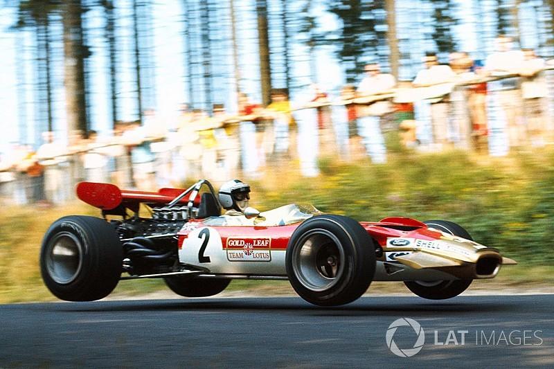 TOP-5: As lendas do automobilismo, por Rainer Schlegelmilch