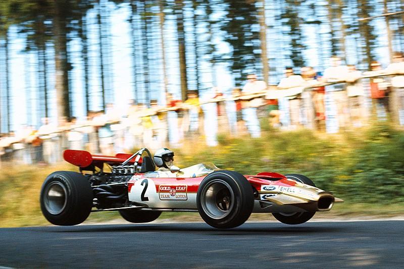 Lima legenda F1 di mata fotografer ternama Rainer Schlegelmilch