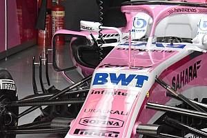 Forma-1 Elemzés A Force India sem spórolta el a fejlesztéseket a Spanyol Nagydíjra