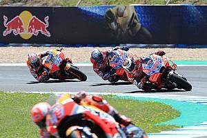 MotoGP Motorsport.com hírek Képekben az újabb drámai MotoGP verseny