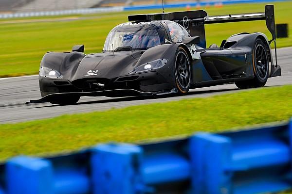 IMSA Son dakika Rast, Mazda ile IMSA'da yarışmaya hazırlanıyor