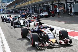 Formula 1 Qualifying report A positive result for Kvyat in Azerbaijan
