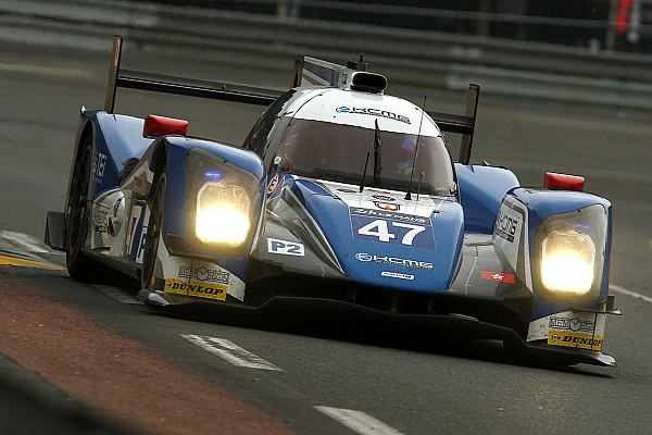 Top-10 start for KCMG at 24 Hours of Le Mans 2016