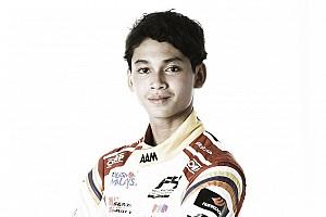 Formula 4 SEA Breaking news Isyraf Danish dari Malaysia incar mahkota F4 SEA