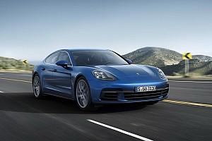 OTOMOBİL Özel Haber Yeni Porsche Panamera tanıtıldı