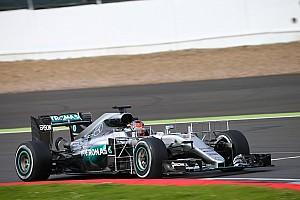 Formula 1 Testing report Ocon leads final morning of Silverstone F1 test