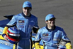 Briatore offenbart: Renault wehrte sich 2003 gegen Fernando Alonso