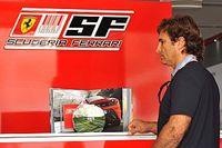 Ferrari lucirá un mensaje para Zanardi en Austria