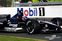Así fue el debut de Alonso en F1 en 2001: caótico