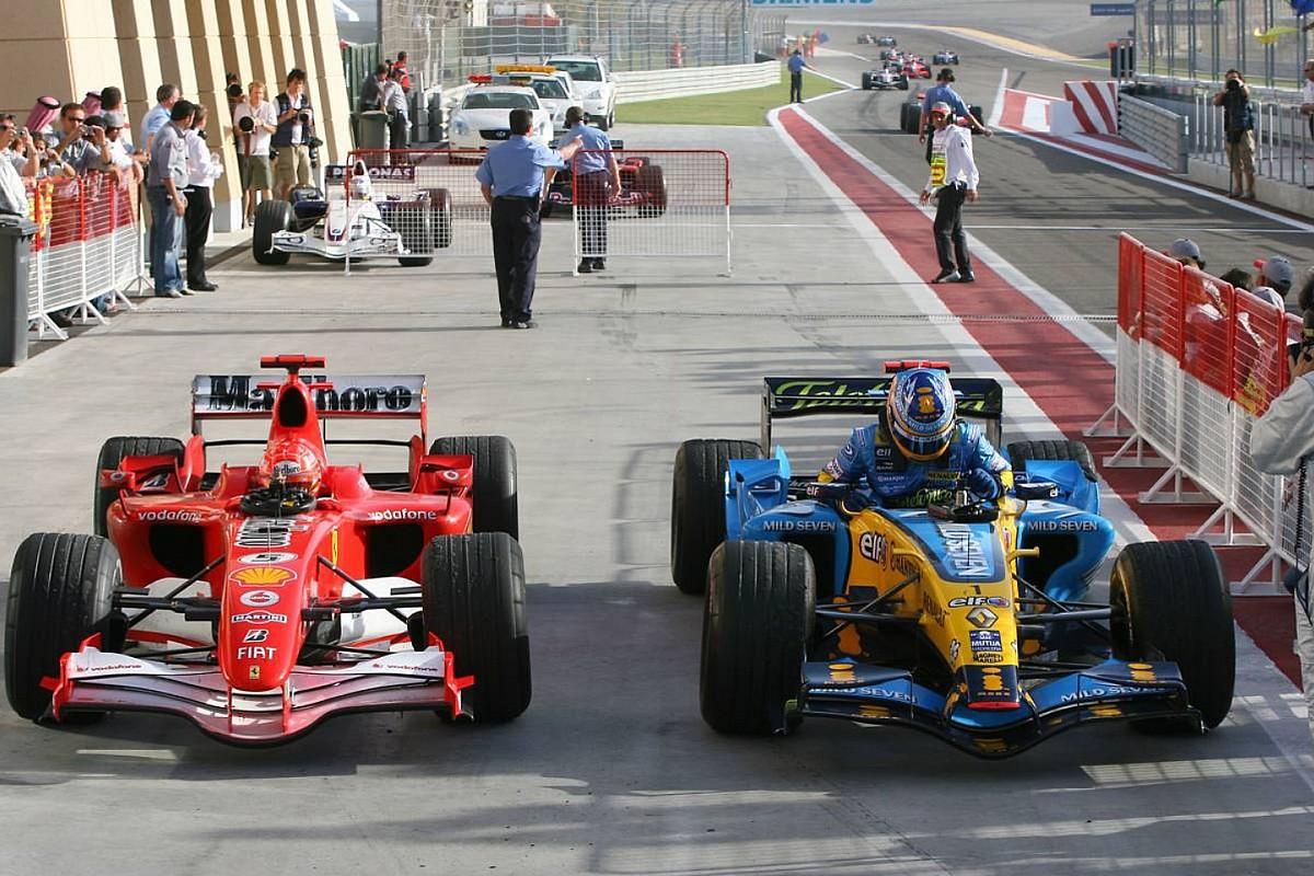 10 alkalom, amikor Schumacher varázsolt a Forma-1-ben