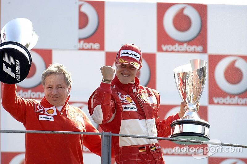 Todt : Si Hamilton bat les records de Schumacher,