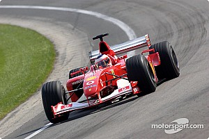 Galería: los circuitos donde corrió la F1 e IndyCar el mismo año