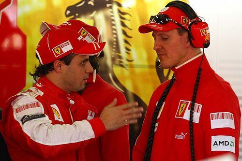 Cuando Senna le negó un autógrafo a Massa y la lección para Schumacher