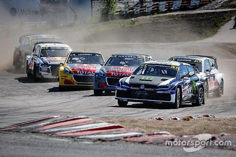 Rallycross-WM: Elektroautos kommen erst 2021