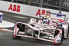 Formel E Rosenqvist schimpft über Lopez: