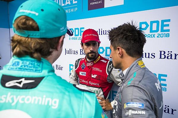 Fórmula E Noticias Di Grassi es multado por no portar ropa interior adecuada