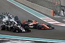 Formel 1 Liberty-Pläne: Nur drei Leistungsmerkmale an Formel-1-Autos