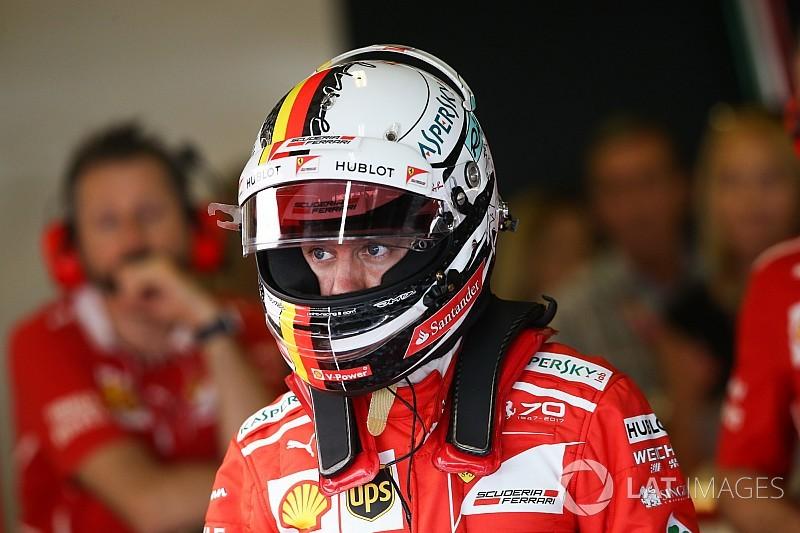 """Ferrari has """"hardest"""" step left to win F1 title - Vettel"""