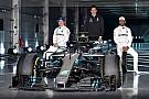 Formula 1 Fotogallery: la presentazione della Mercedes W09 per la F.1 2018