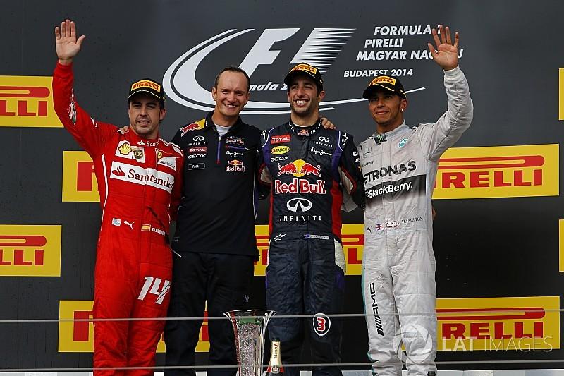 Why Ricciardo's Hamilton dream could end up an Alonso nightmare