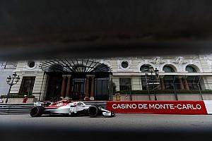 Formel 1 Ergebnisse Ergebnis: Formel 1 Monaco 2018, 1. Freies Training