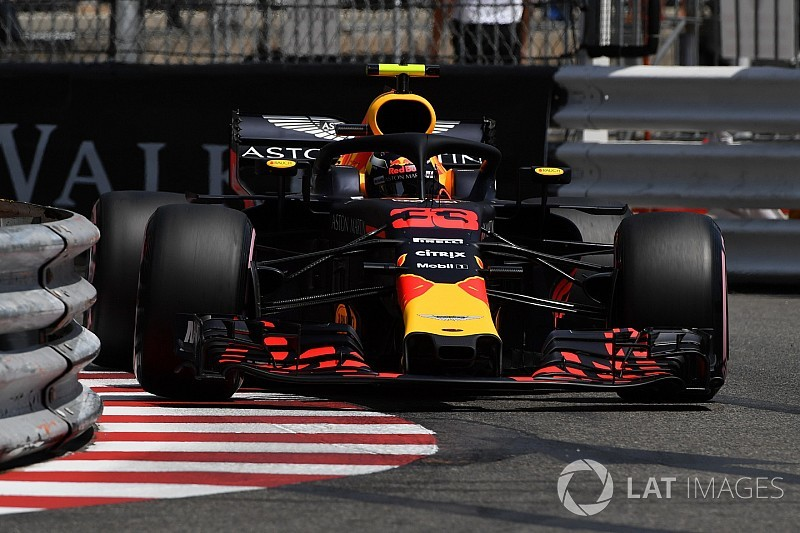 "Verstappen: Weekend felt ""very easy"" before crash"