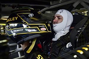 NASCAR Sprint Cup Noticias Daniel Suárez está lesionado, pero correrá el fin de semana