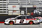 Keselowski wins chaotic first stage; Blaney wrecks out of the lead