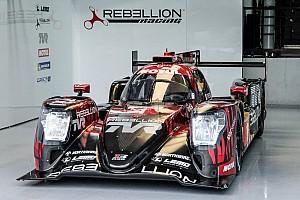 WEC Son dakika Rebellion R-13 LMP1 aracı resmen tanıtıldı