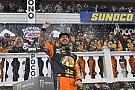 NASCAR Cup Truex segura Larson e vence em Pocono