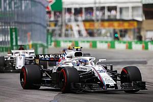 Formula 1 Breaking news Williams has