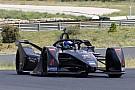 Formule E Massa legt 800 kilometer af tijdens eerste Formule E-test voor Venturi