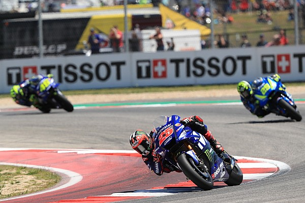 MotoGP Breaking news Vinales can