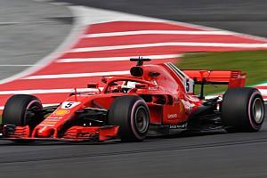 Fórmula 1 Análisis Resumen de las pruebas en Barcelona: Vettel lidera el 1-2 de Ferrari