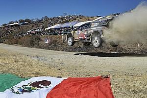 WRC Resumen del tramo Ogier asalta el liderato y Sordo cae a la tercera plaza en México
