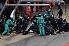 Pirelli: İspanya'da lastik kalınlığını değişmeseydik yarış