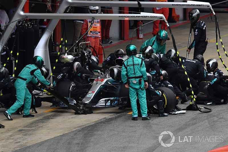 "Pirelli: F1 risked Spanish GP ""lottery"" with unaltered tyres"