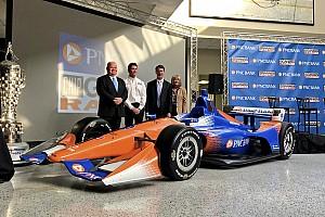 IndyCar Noticias de última hora Ganassi mostró la nueva imagen del coche de Dixon