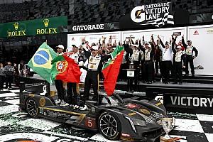 IMSA Rennbericht 24h Daytona 2018: Cadillac siegt mit Distanzrekord, Alonso im Ziel