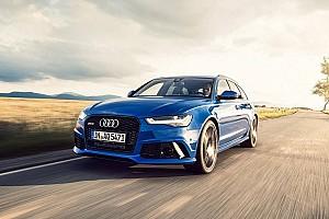 Automotive Noticias de última hora Una edición muy especial del Audi RS6